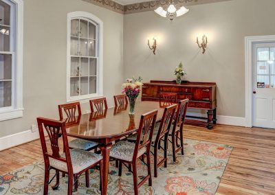 Dining Room at Mayneview BB