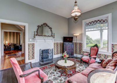 Enjoy the Guest Parlor at Mayneview in Luray VA