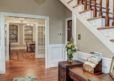 Entry Foyer at Mayneview Luray VA