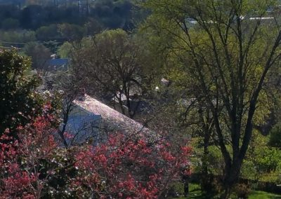 Luray Room View at Mayneview B & B Luray VA